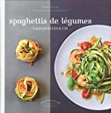 spaghettis de légumes, tagliatelles et cie