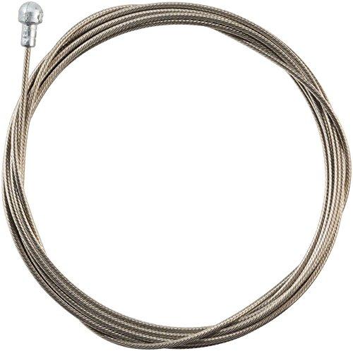 Jagwire–Cable de Freno Ruta–Pro Polished Acero Inoxidable–1.5x 2000mm–SRAM/Shimano 96ps2000Unisex, Gris