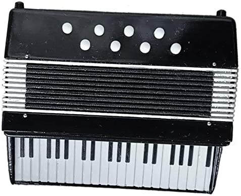AKAT Miniature Accordion Musical Instrument OFFicial specialty shop site Home Model