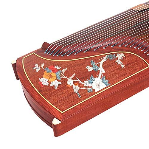 Chinese Traditional Folk Instrument Guzheng Professional Grade Prüfungsleistungen Teshi Guyi Sumu Zither Orchester