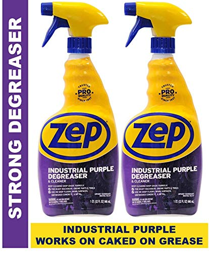 New! Zep Industrial Purple Degreaser 32 Ounce R42310 (pack of 2) - Our top selling degreaser now in a convenient size