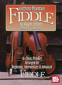 Southern Mountain Fiddle by [Wayne Erbsen, Dirk Powell]