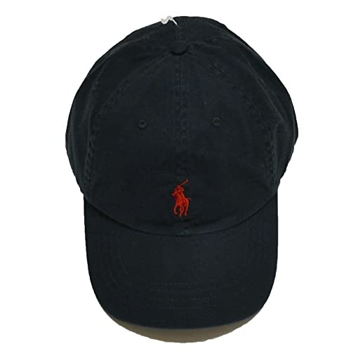 Polo Ralph Lauren Mens Twill Signature Ball Cap eb4158dc51f4