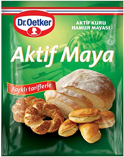 Super-cheap Dr.Oetker Turkish Active Yeast Aktiv [Alternative dealer] Maya 90gr - 2pc