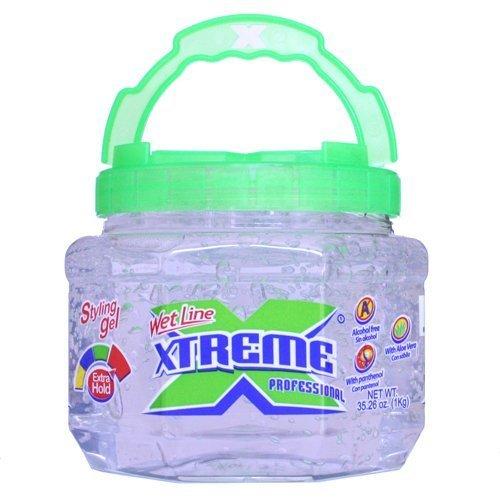 Xtreme Wet-Line Professionelles Styling-Gel, extra Halt, 90 ml