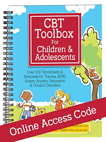 CBT Toolbox for Children and Adolescents Bundle: Workbook & Printed Online Access Code
