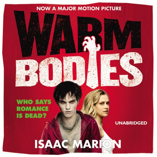 Warm Bodies audiobook cover art