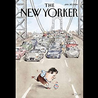 The New Yorker, January 20th 2014 (John Colapinto, Connie Bruck, Emily Nussbaum) audiobook cover art