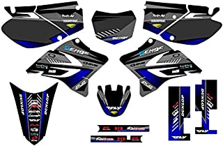2005-2020 TTR 230, Surge Black Complete kit, Senge Graphics, Compatible with Yamaha