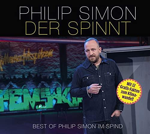 Der spinnt - Best-of Philip Simon im Spind: WortArt