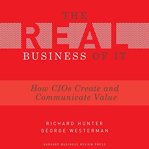 The Real Business of IT cover art