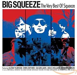 Big Squeeze: Very Best of (W/Dvd) (Pal)