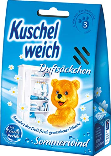 Kuschelweich -   Duftsäckchen 1