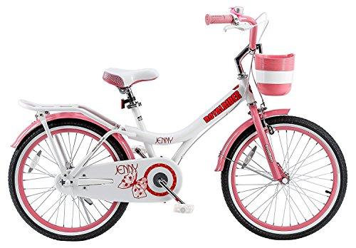 Royalbaby Girls' princess-jenny Kids Bike, Pink, 20'