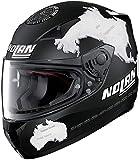 Casque Moto Nolan Helmet N60-5 Gemini Replica Visage Complet 28 Taille S 8030635922851