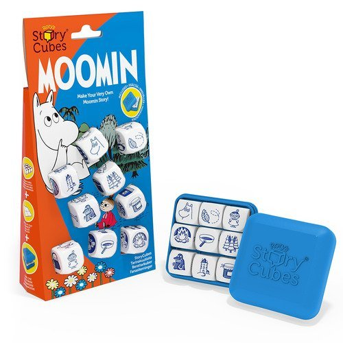 Rory's Story Cubes Moormin by Rory's Story cubes