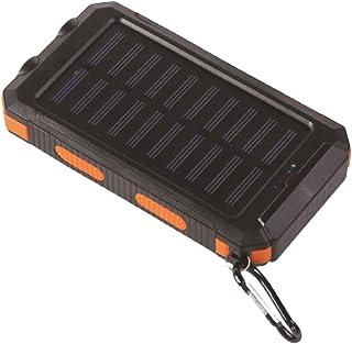في الهواء الطلق قوية للماء الطاقة الشمسية المتنقلة السلطة 20000mA بوصلة الهاتف الخليوي حزمة الطاقة الشمسية Blackshell+Blac...