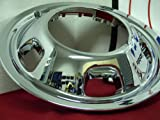 beico Dodge 3500 Dually 17' Plastic Front Wheel Simulator Hubcap Liner-Replacement Copy of 52106937AB