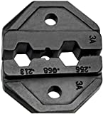 Die Set for VDV200-010 Hex Crimp RG6/58/59/62 Coaxial Cable Replacement Ratcheting Crimping Frame Klein Tools VDV211-038