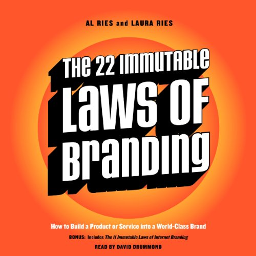 『The 22 Immutable Laws of Branding』のカバーアート