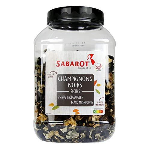 Sabarot - Champignons noirs séchés 500g