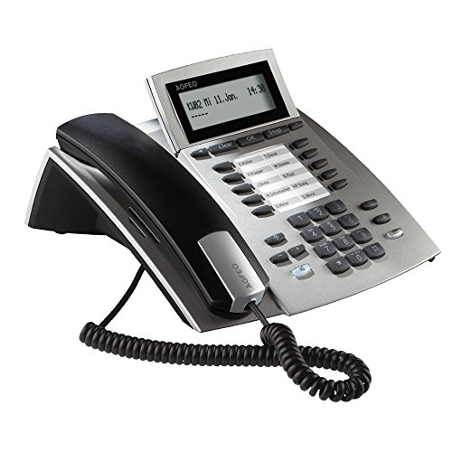 Agfeo DECT 35 Systemhandy für AS 35 AS 200 IT mit S0-Basis AS 100 IT AS 40
