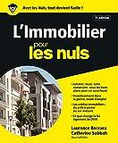 L'Immobilier pour les Nuls, 5e éd. - Format Kindle - 9782412047194 - 15,99 €
