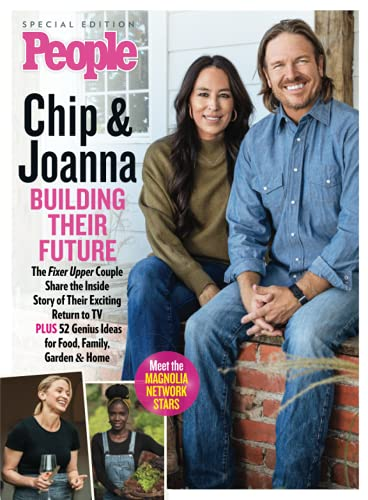 PEOPLE Chip & Joanna: Building Their Future