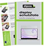 dipos I 2X Schutzfolie matt kompatibel mit Huawei MateBook D14 Folie Bildschirmschutzfolie