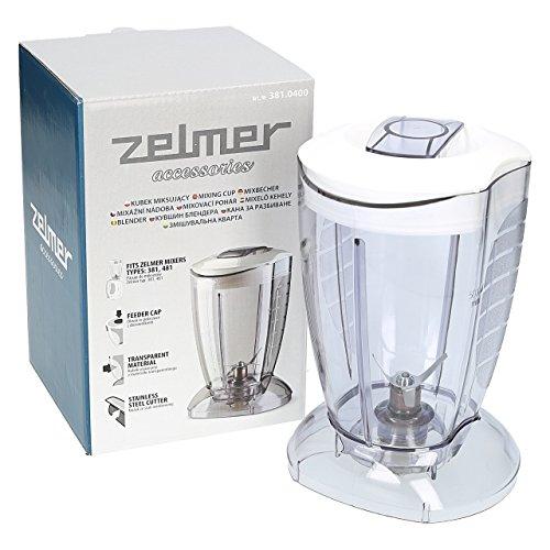 Mixbecher Blender Krügen für Handmixer ZELMER 377 / 381 / 482