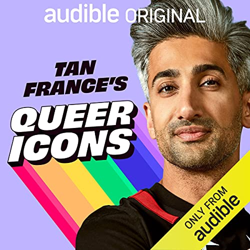 Tan France's Queer Icons cover art