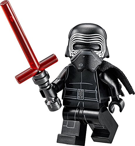 Lego Star Wars Minifigure Kylo Ren from 75139