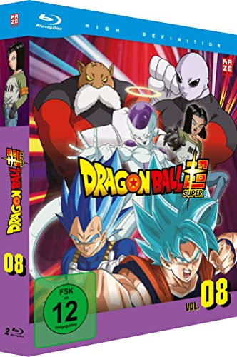 Dragonball Super - TV-Serie - Vol. 8 - [Blu-ray]