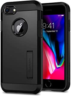 Spigen iPhone 8 / iPhone 7 Tough Armor 2 cover/case - Black