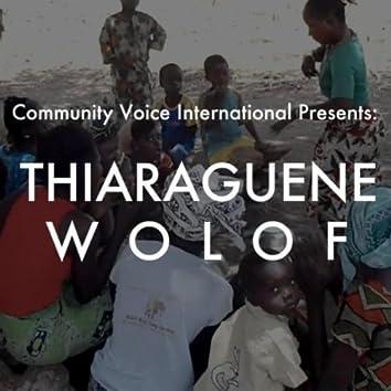 Community Voice International Presents