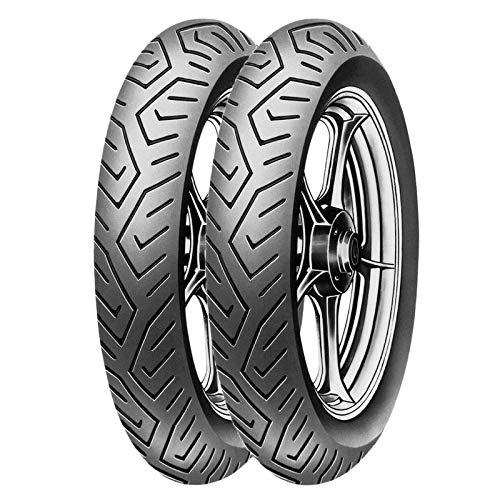 1 Paar Reifen Pirelli MT 75 100/80-16 120/80-16 H Wave SH 125/150