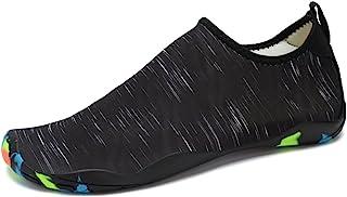 SAGUARO Zapatos de Agua Zapatillas de Playa Verano Secado Rápido Calcetines Natación Calzado Surf Acuàticos Deporte Hombre...