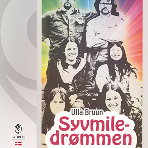 Syvmiledrømmen (Danish Edition) audiobook cover art