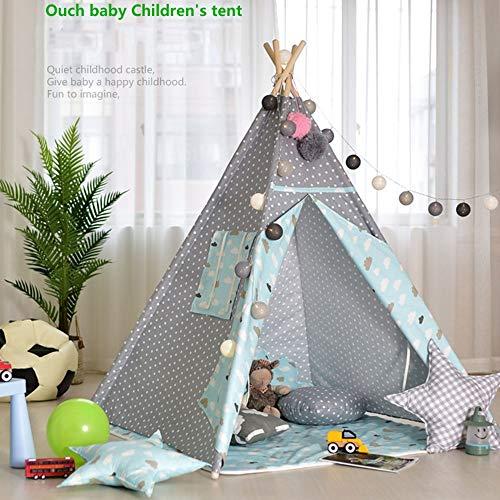 Tienda de juegos para niños La Casita juguetes for bebé en interiores y exteriores Juego Tamaño Ideal for el partido habitaciones de los niños y los días festivos Juego de niños de la decoración Casa