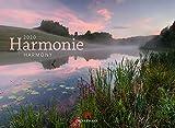 Harmonie 2020, Wandkalender im Querformat (45x33 cm) - Inspirationskalender / Naturkalender mit Monatskalendarium