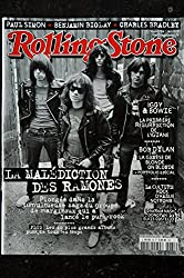 ROLLING STONE 84 MAI 2016 COVER LES RAMONES PAUL SIMON BENJAMIN BIOLAY CHARLES BRADLEY