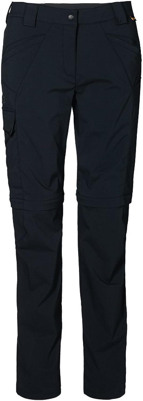 Jack Wolfskin Damen Activate Zip Off Pants