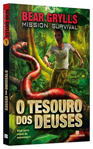 O tesouro dos deuses (Vol. 1 Mission Survival)