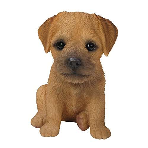 Pet Pals Border Terrier Puppy Ornament