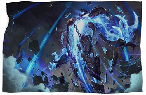 Xerath League Legends - Manta de viaje (127 x 152 cm)