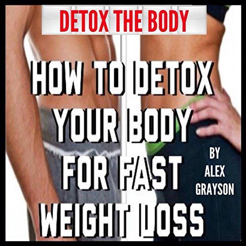 Detox the Body audiobook cover art