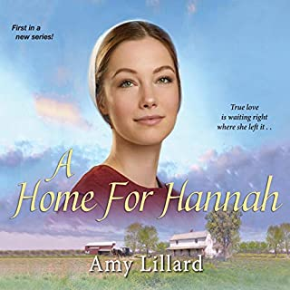 A Home for Hannah audiobook cover art