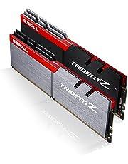 G Skill F4-3200C14D-16GTZ - Tarjeta de Memoria de 16 GB, Color Gris