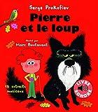 Pierre et le loup : 15 Extraits Musicaux (Livre Sonore)- Dès 3 ans