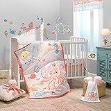 Bedtime Originals Ocean Mist 3Piece Crib Bedding Set, Multicolor